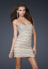 La Femme 17493.  Available in Nude