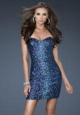 2013 Short La Femme Prom Dress 18132