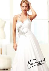 MacDuggal 50155H.  Available in Royal, White/Silver