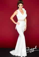 MacDuggal 70002R.  Available in Black, Ivory