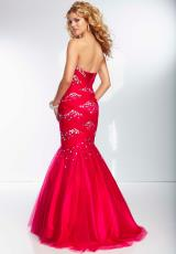 Mori Lee 95125.  Available in Black, Kool Aid