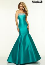 Mori Lee 97111.  Available in Deep Turquoise