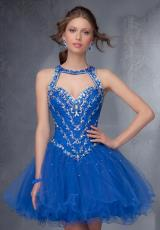 Mori Lee Sticks & Stones 9275.  Available in Fuchsia, Pucker Up Pink, Royal