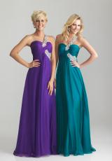 2013 A Line Night Moves Prom Dress 6601
