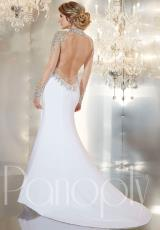 Panoply 44244.  Available in Coral/Nude, White/Nude