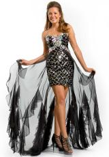 2013 Party Time Sequins Gown 6050