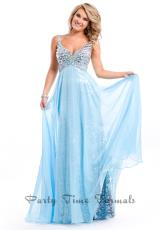 Party Time Dresses 6528.  Available in Ice Blue, Purple