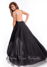Party Time Dresses 6571.  Available in Black, Royal