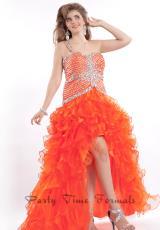 Rachel Allan 6610.  Available in Lilac, Tangerine