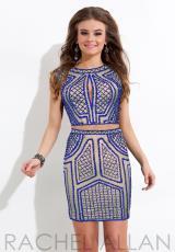 Sexy 2014 Rachel Allan Homecoming Dress 6647
