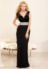 Terani Evenings E3466.  Available in Black, Navy