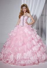 Tiffany Quinceanera 26746.  Available in Fuchsia, Pink