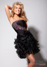Tony Bowls Shorts TS11385B.  Available in Black, Fuchsia
