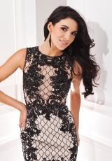 Tony Bowls Shorts TS21454.  Available in Black/Black, Black/Nude