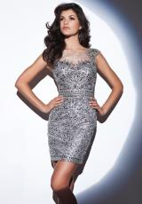 Tony Bowls Shorts TS21467.  Available in Silver