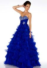 2013 Strapless MacDuggal Prom Dress 4951H