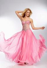 Mori Lee 95070.  Available in Candy Pink, Green