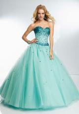 Mori Lee 95083.  Available in Moonlight, Ocean Spray, Parfait Pink