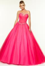 Mori Lee 97117.  Available in Aqua, Coral, Pink Panther