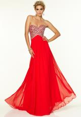 Mori Lee 97122.  Available in Red, Turquoise, White