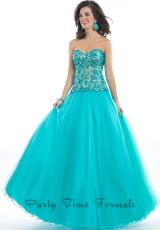 Party Time Dresses 6441.  Available in Aqua, Blush