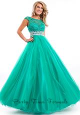Party Time Dresses 6494.  Available in Emerald, Soft Pink