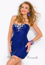 Party Time Dresses 6515.  Available in Black, Midnight Blue, Teal