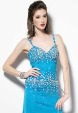 2013 Sean Beaded Bodice Prom Dress 50509