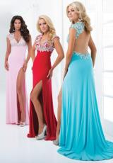Tony Bowls Le Gala 114547.  Available in Pink, Red, Turquoise