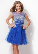 Tony Bowls Shorts TS11477.  Available in Aqua, Coral, Fuchsia, Purple, Salmon, Yellow