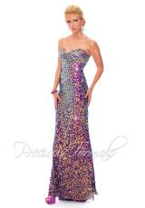 Precious Formals P9136.  Available in Crystal Black, Crystal Purple, Frosty Meadow