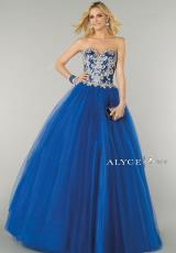 Alyce 6335.  Available in Cotton Candy, Diamond White, Royal