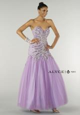 Alyce 6410.  Available in Violet