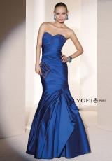 Alyce 5660.  Available in Sapphire, Vermillion