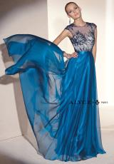 Alyce 5662.  Available in Deep Water