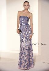 Alyce 5675.  Available in Pink/Nude, Red/Nude, Violet/Nude