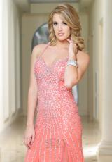 Sean 50498.  Available in Champagne, Coral, Silver