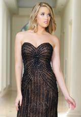 Sean 50745.  Available in Black Nude
