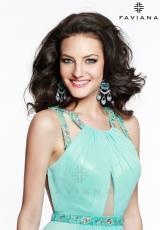 Faviana Dress 7523