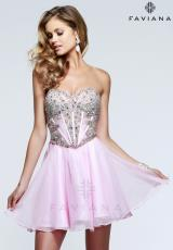 Faviana 7621.  Available in Ice Pink, Seafoam