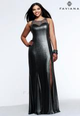 Faviana 9345.  Available in Silver