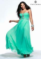 Faviana 9350.  Available in Ivory, Sorbet, Spearmint