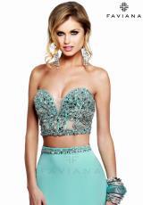 Faviana Dress S7524