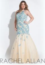 Rachel Allan 7005.  Available in Coral/Blue/Lilac, Lime/Pink/Yellow, Periwinkle/Aqua