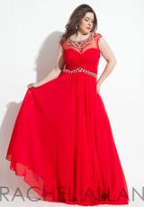 Rachel Allan 7022.  Available in Purple, Red, Turquoise