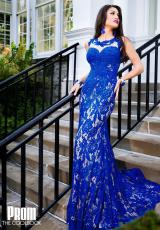 Jovani CB21482.  Available in Hot Pink, Royal