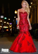 Panoply 41298.  Available in Red