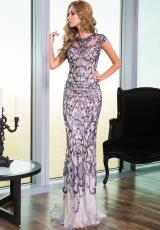 Jovani 22308.  Available in Silver