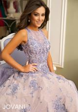 Jovani 22375.  Available in Lilac