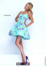 Sherri Hill Short 50116